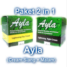 Cream Ayla