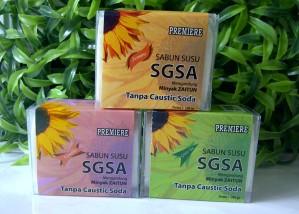 Sabun Susu SGSA