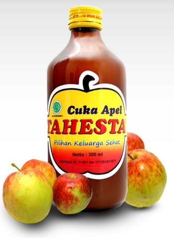 harga cuka apel tahesta di apotik